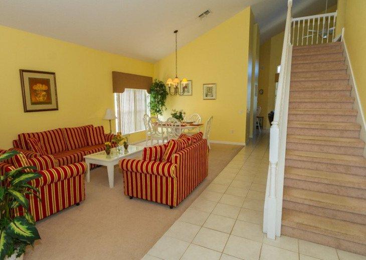 Stunning Villa Starlake | 6-Bedroom Pool Home with Lake View | Sleeps 12 #3