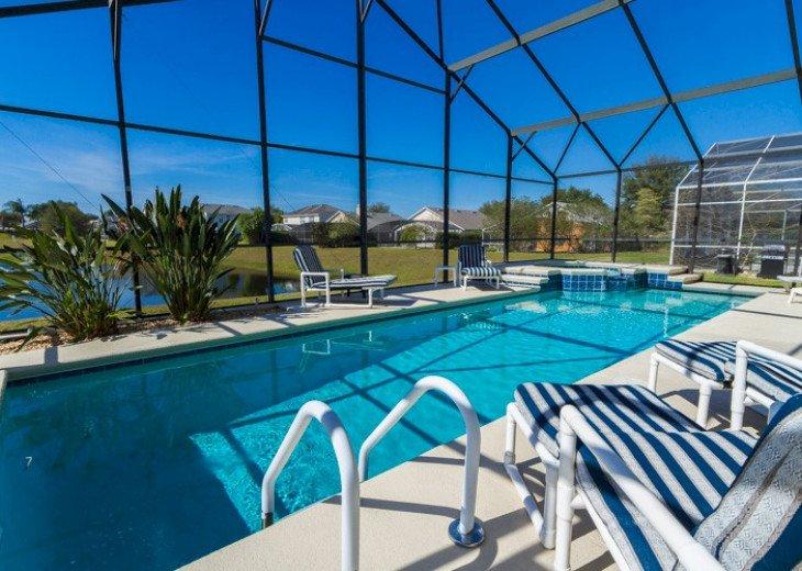 Stunning Villa Starlake | 6-Bedroom Pool Home with Lake View | Sleeps 12 #32