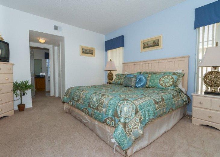 Stunning Villa Starlake | 6-Bedroom Pool Home with Lake View | Sleeps 12 #7