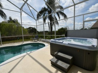 6 bed luxury villa, SOUTH facing pool/hot tub, Themed Rooms, 2 miles to Disney #1