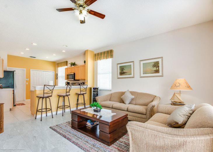 $89 SALE AFFORDABLE FLORIDA VACATION RENTAL VILLA WITH A POOL NEAR DISNEY #18