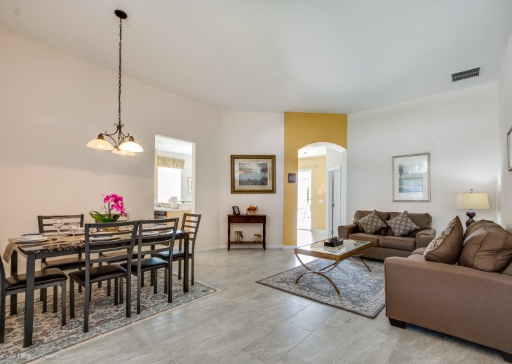 25% OFF .ALL-INCLUSIVE HOME.FREE AMENITIES. ON A GOLF COURSE NEAR DISNEY WORLD #1