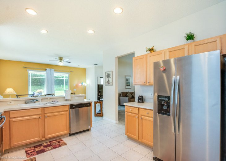 $89 SALE AFFORDABLE FLORIDA VACATION RENTAL VILLA WITH A POOL NEAR DISNEY #21