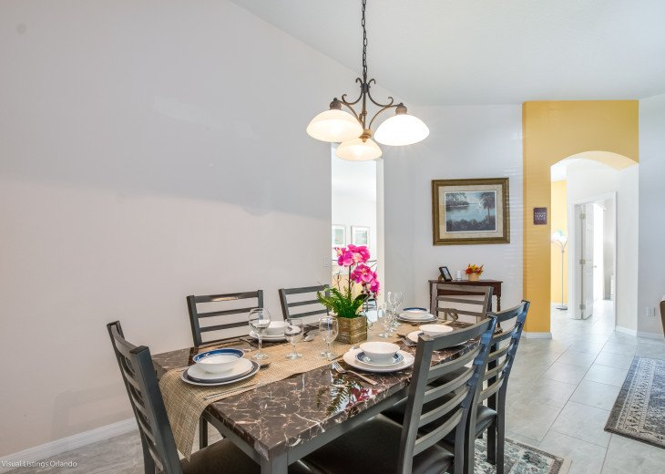 $89 SALE AFFORDABLE FLORIDA VACATION RENTAL VILLA WITH A POOL NEAR DISNEY #7