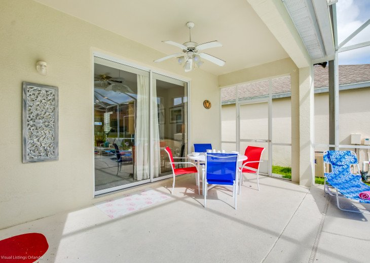 $89 SALE AFFORDABLE FLORIDA VACATION RENTAL VILLA WITH A POOL NEAR DISNEY #34