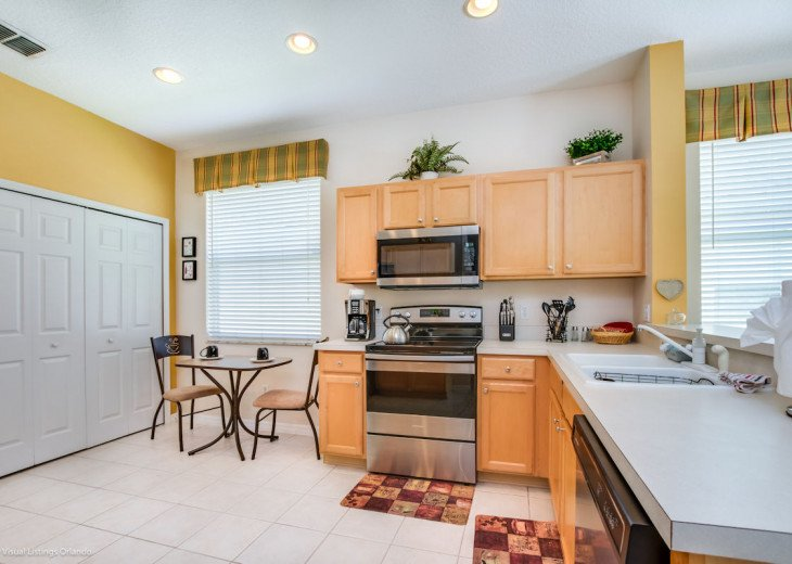 $89 SALE AFFORDABLE FLORIDA VACATION RENTAL VILLA WITH A POOL NEAR DISNEY #20