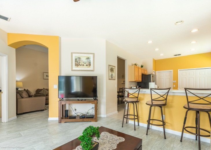 $89 SALE AFFORDABLE FLORIDA VACATION RENTAL VILLA WITH A POOL NEAR DISNEY #8