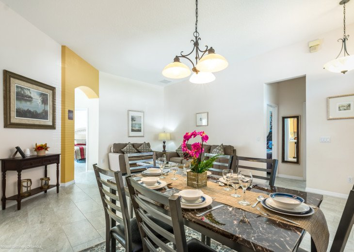 $89 SALE AFFORDABLE FLORIDA VACATION RENTAL VILLA WITH A POOL NEAR DISNEY #29
