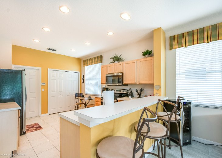$89 SALE AFFORDABLE FLORIDA VACATION RENTAL VILLA WITH A POOL NEAR DISNEY #41