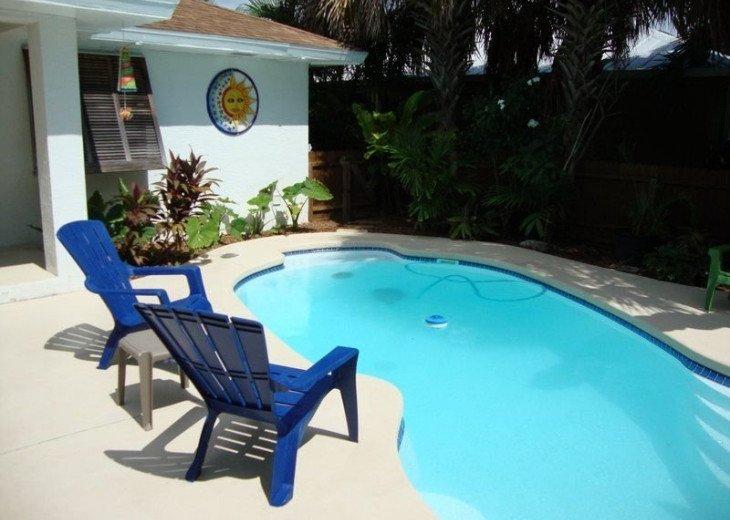 Cudjoe Gardens Oceanside, Deep Water Canal, Pool Home #7