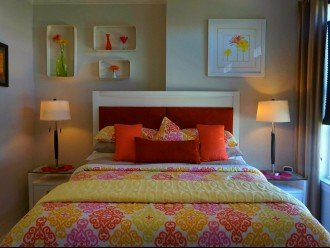 Gorgeous Master bedroom, Queen bed