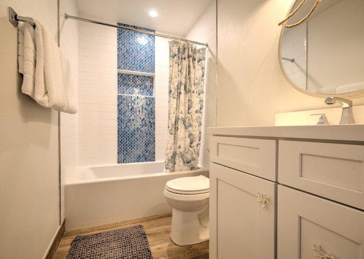 Ensuite Bath for Guest Bedroom # 1