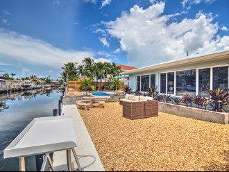 Backyard and Dock