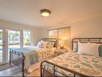 Guest bedroom # 1 with 2 Queen Beds