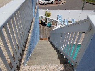 House on Oceanfront Property, Great Ocean View, Steps To The Sand, Sleeps 10 #1