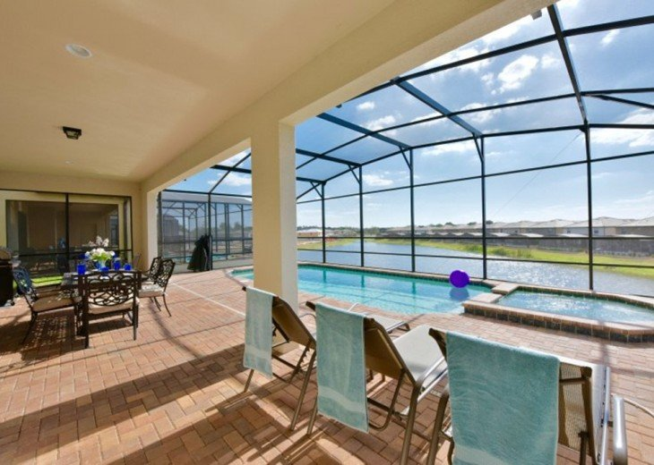 New Opening 9 Br/6 Ba luxurious Pool House #5