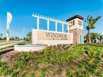 Windsor at westside resort.