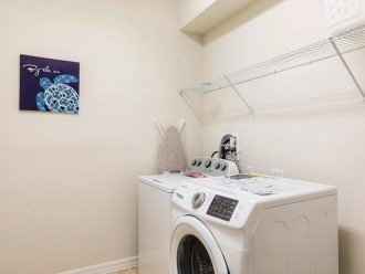 2 Sets of full size washer and dryer.