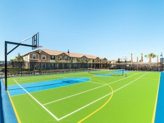 Multi-Purpose Sports Courts