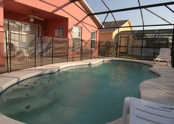 From $97/nt,$697/wk,5BR/3 BA,Pool,Wi-Fi,Game Room #1