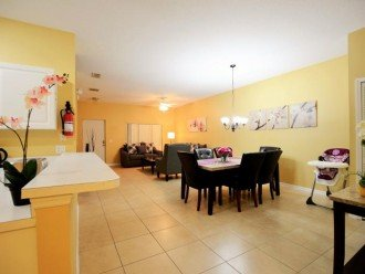 New opening 3br/2ba condo/lake view,2 miles to Disney #1