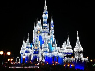 Make a day trip to Disney - just 2.5 hours away
