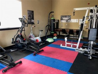 club house Gym