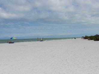 One of the finest beaches anywhere just minutes from Dockside Villas