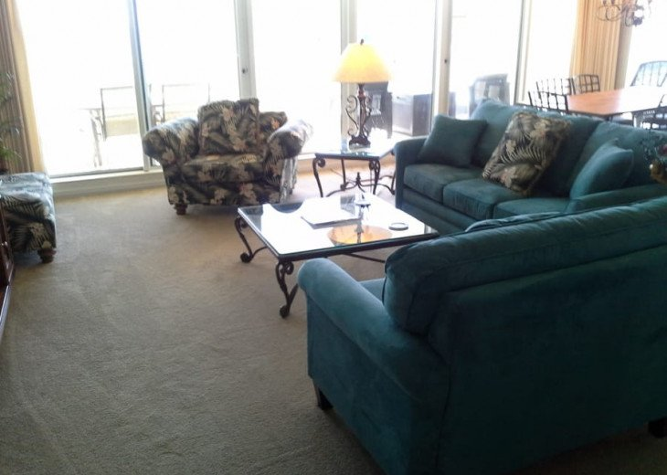 West End Unit with 2 Kings, 2 Queens and Queen SS - 11th Floor - over 2,000 SqFt #3