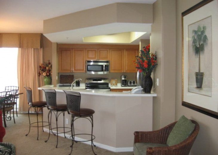 West End Unit with 2 Kings, 2 Queens and Queen SS - 11th Floor - over 2,000 SqFt #9