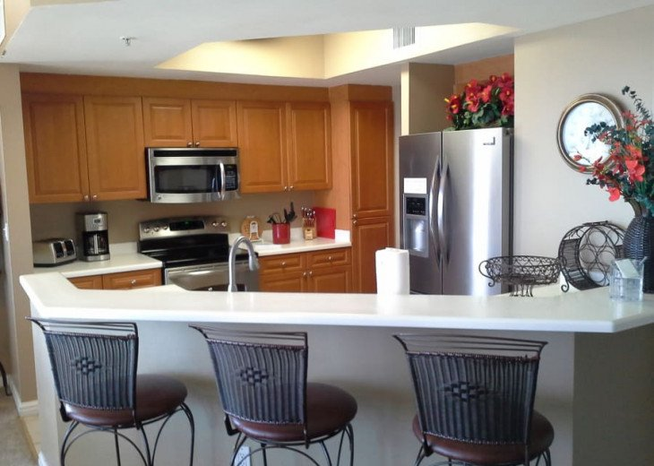 West End Unit with 2 Kings, 2 Queens and Queen SS - 11th Floor - over 2,000 SqFt #10