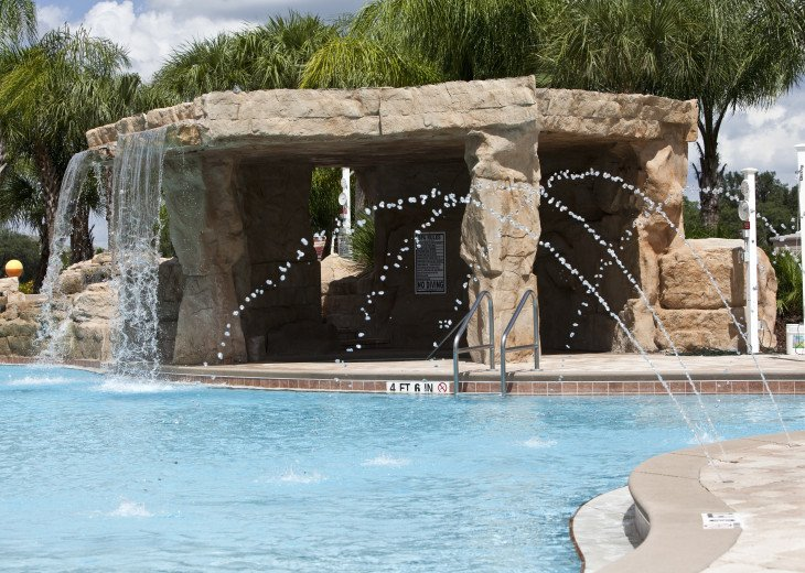 Luxurious! 5 min to Disney! South facing pool/Gameroom/Baby Gear #58