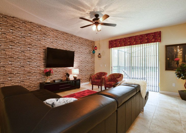 Luxurious! 5 min to Disney! South facing pool/Gameroom/Baby Gear #20