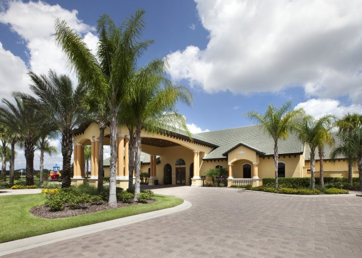 Luxurious! 5 min to Disney! South facing pool/Gameroom/Baby Gear #45