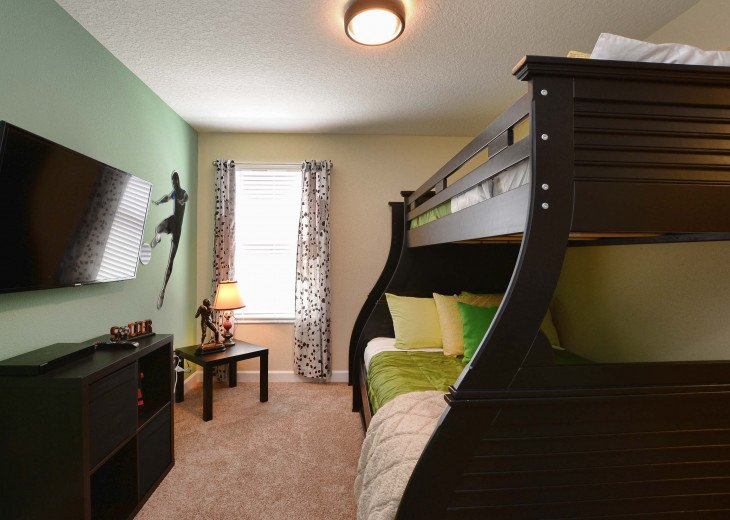 Luxurious! 5 min to Disney! South facing pool/Gameroom/Baby Gear #8