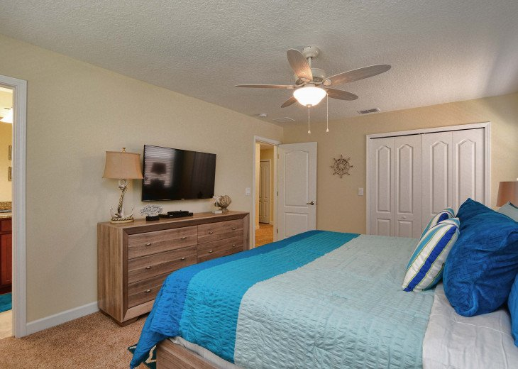 Luxurious! 5 min to Disney! South facing pool/Gameroom/Baby Gear #10