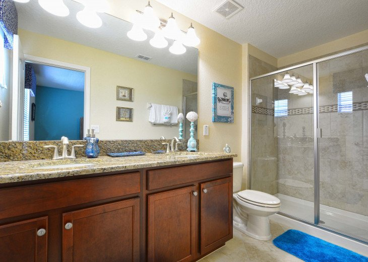 Luxurious! 5 min to Disney! South facing pool/Gameroom/Baby Gear #16