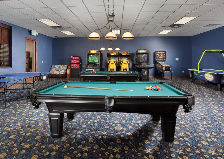 Luxurious! 5 min to Disney! South facing pool/Gameroom/Baby Gear #41