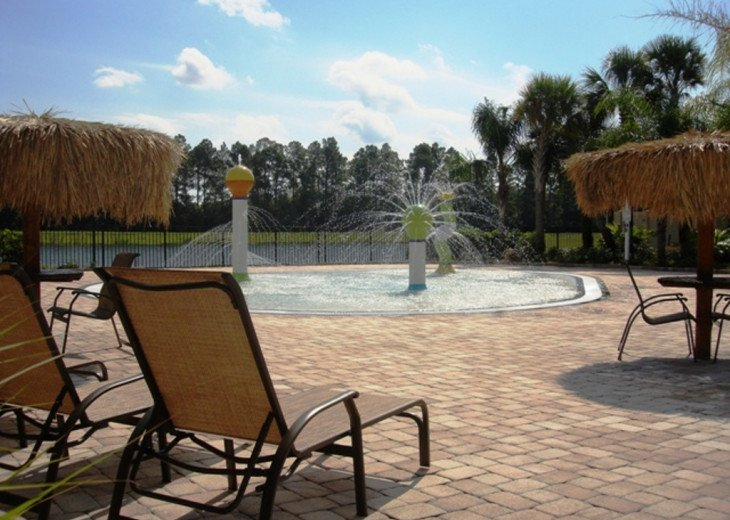 Luxurious! 5 min to Disney! South facing pool/Gameroom/Baby Gear #36