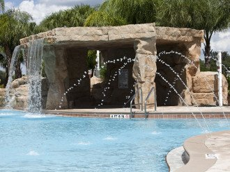 Luxurious! 5 min to Disney! South facing pool/Gameroom/Baby Gear #1