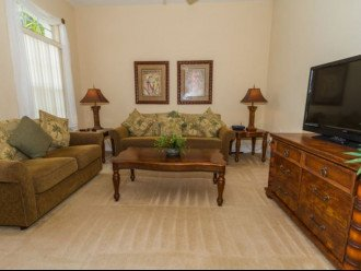 """Second Living Room / Den with 55"""" UHD TV"""