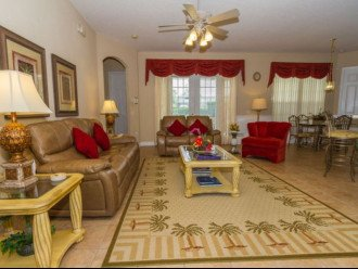 """Main Living Room with 65"""" UHD TV / Cable / BluRay / DVD & Netflix"""