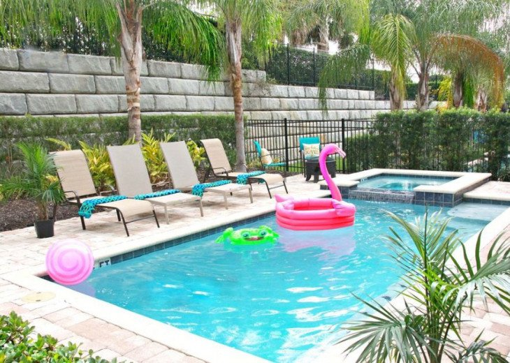 Luxurious Vacation home is only 14 minutes from Disney #1