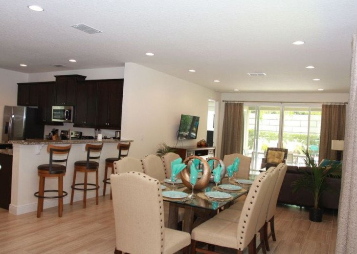 Luxurious Vacation home is only 14 minutes from Disney #4