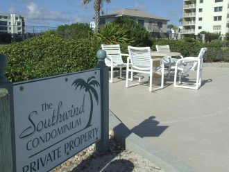 Most sought-after, beautiful Ocean Front Condo at The Southwind #1