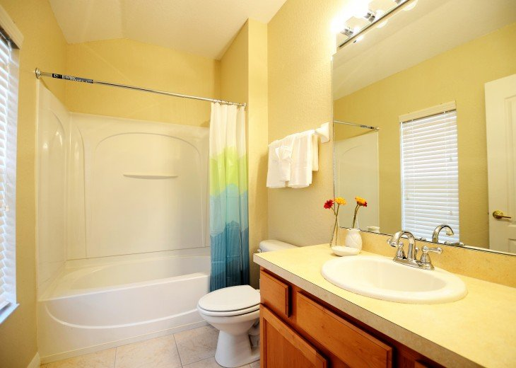 New Opening 5Br/3Ba Hot Tub/Lake View,Close Disney,Seaworld #16