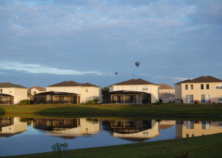 Florida Lake VILLA #5 #3