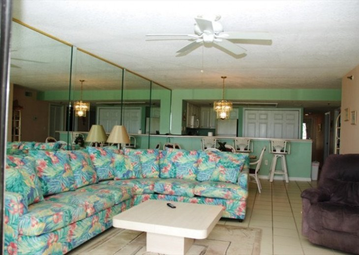 Chadham by the Sea, ground floor, oceanfront New Smyrna Beach #5