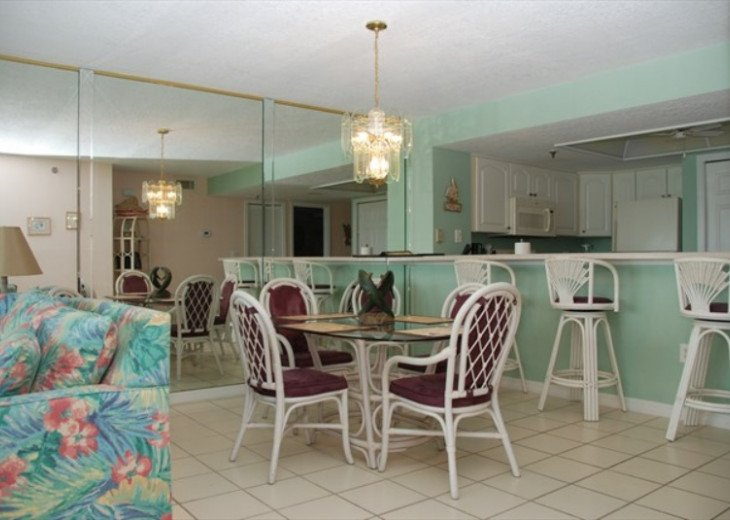 Chadham by the Sea, ground floor, oceanfront New Smyrna Beach #4