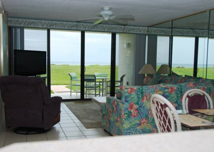 Chadham by the Sea, ground floor, oceanfront New Smyrna Beach #9